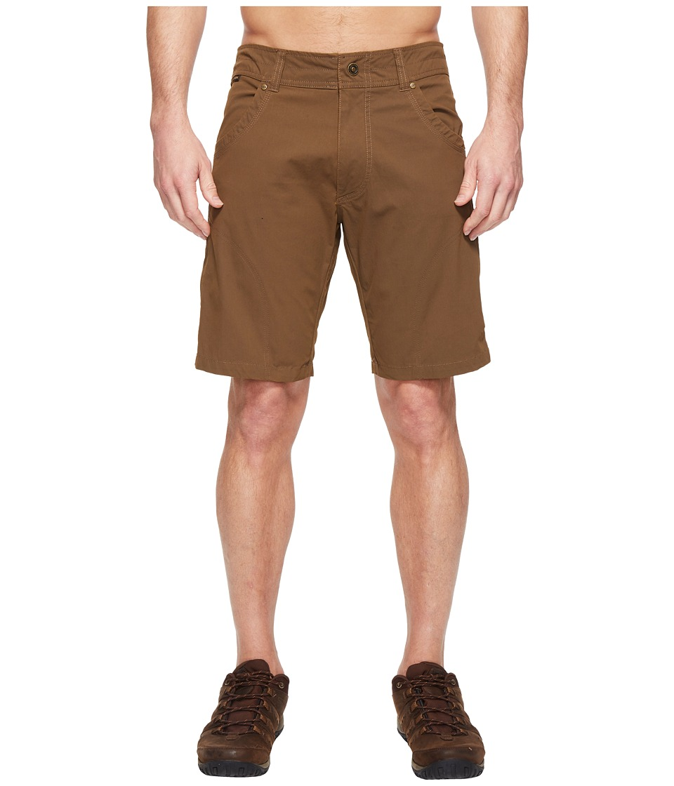 KUHL Ramblr Shorts 10 (Bison) Men