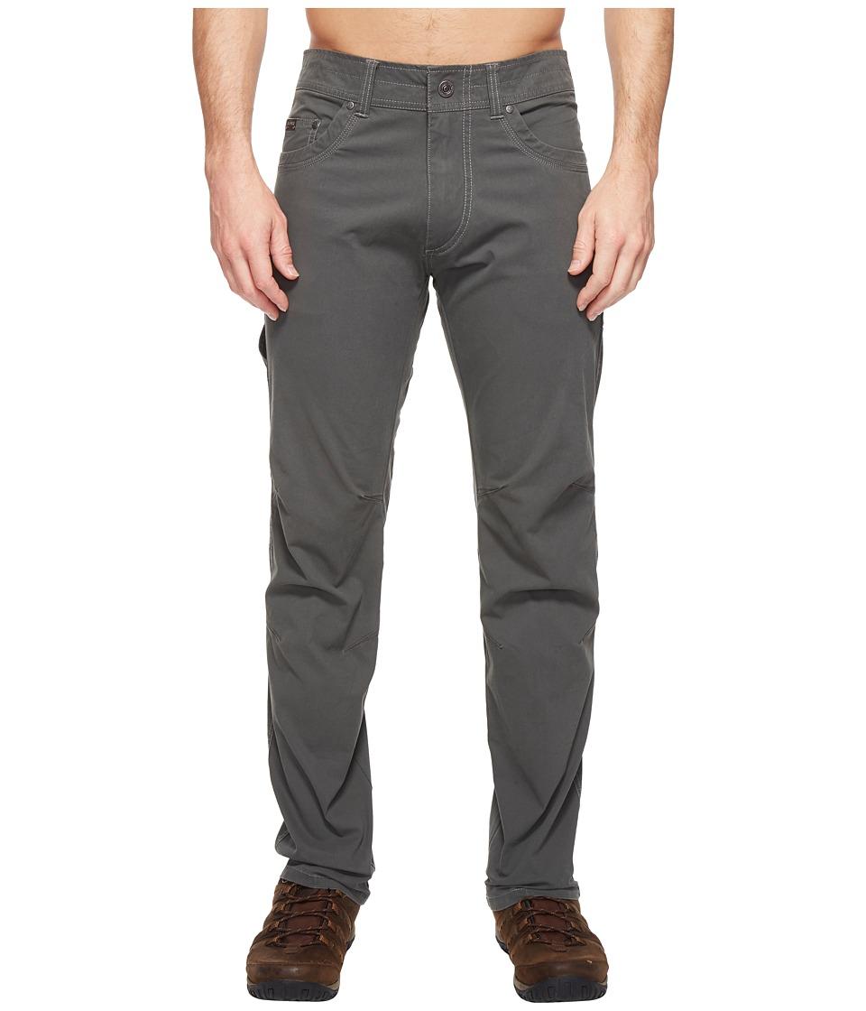 KUHL - Revolvr Rogue Pants (Carbon) Mens Casual Pants