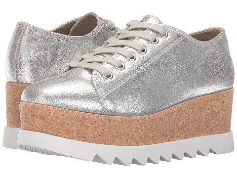 Steve Madden Korrie - Silver Leather