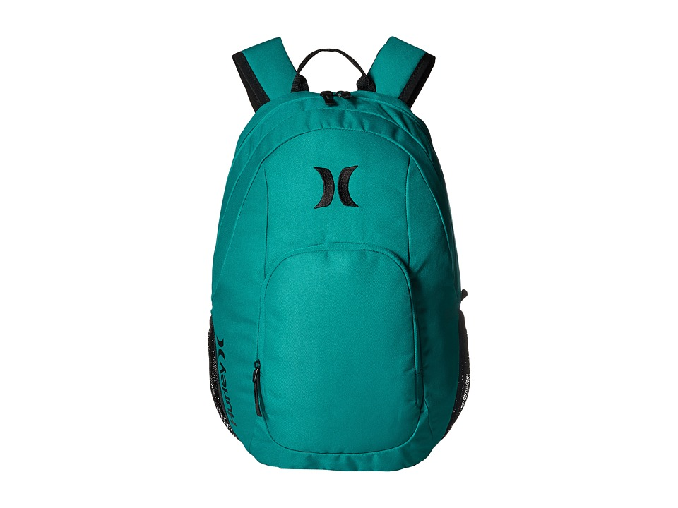 Hurley - One and Only Printed Backpack (Rio Teal/Black) Backpack Bags