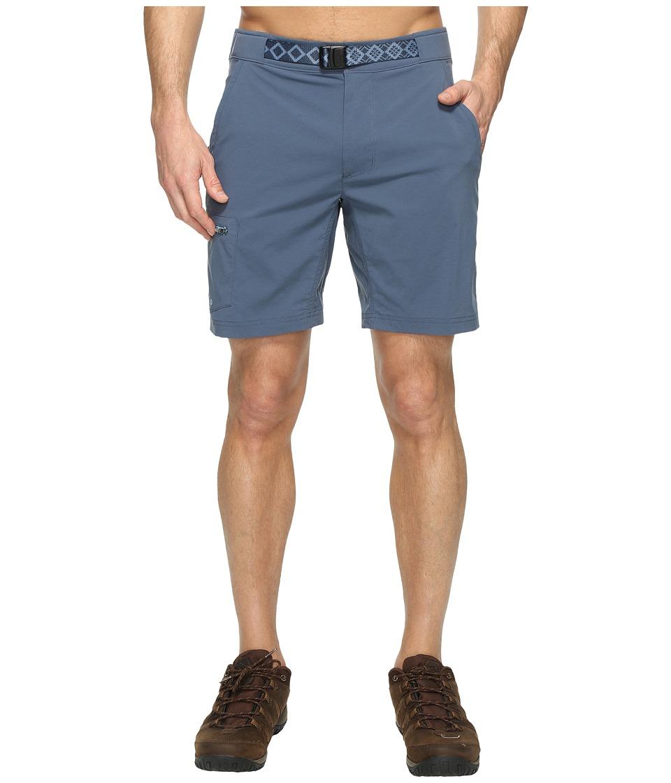 Columbia Creek to Peak Shorts (Zinc/Dark Mirage) Men