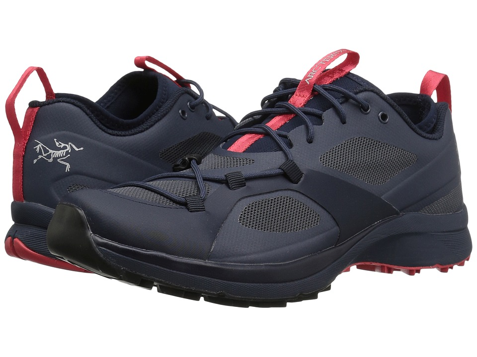 Arcteryx - Norvan VT (Blue Nights/Coral) Womens Shoes