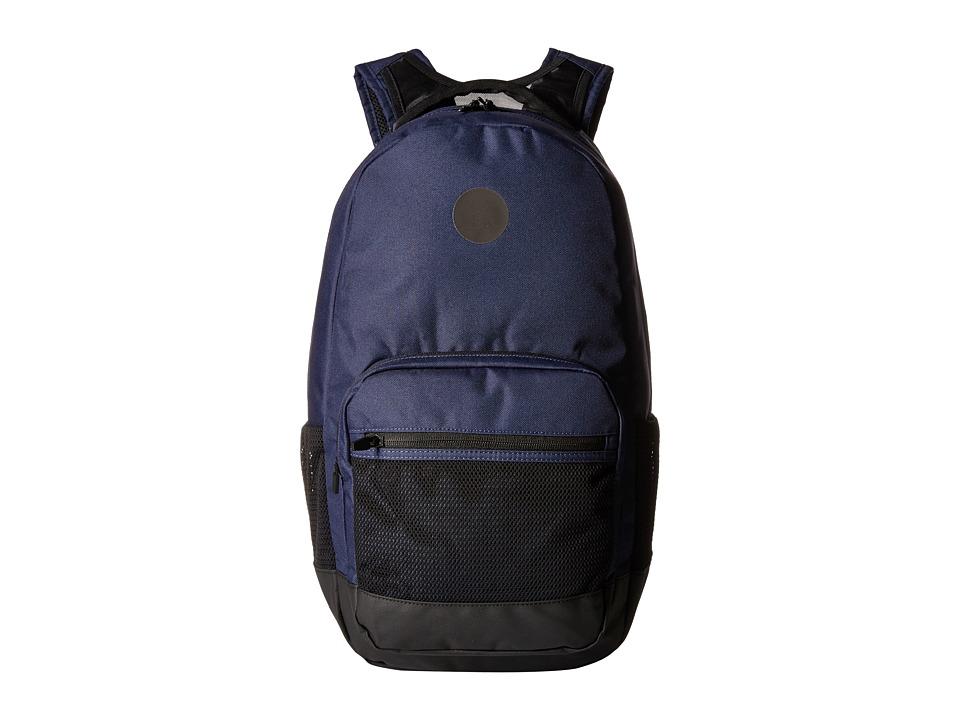 Hurley - Patrol Backpack (Midnight Navy/Black) Backpack Bags