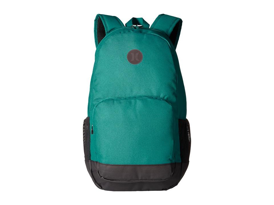 Hurley - Renegade Backpack (Rio Teal/Black) Backpack Bags
