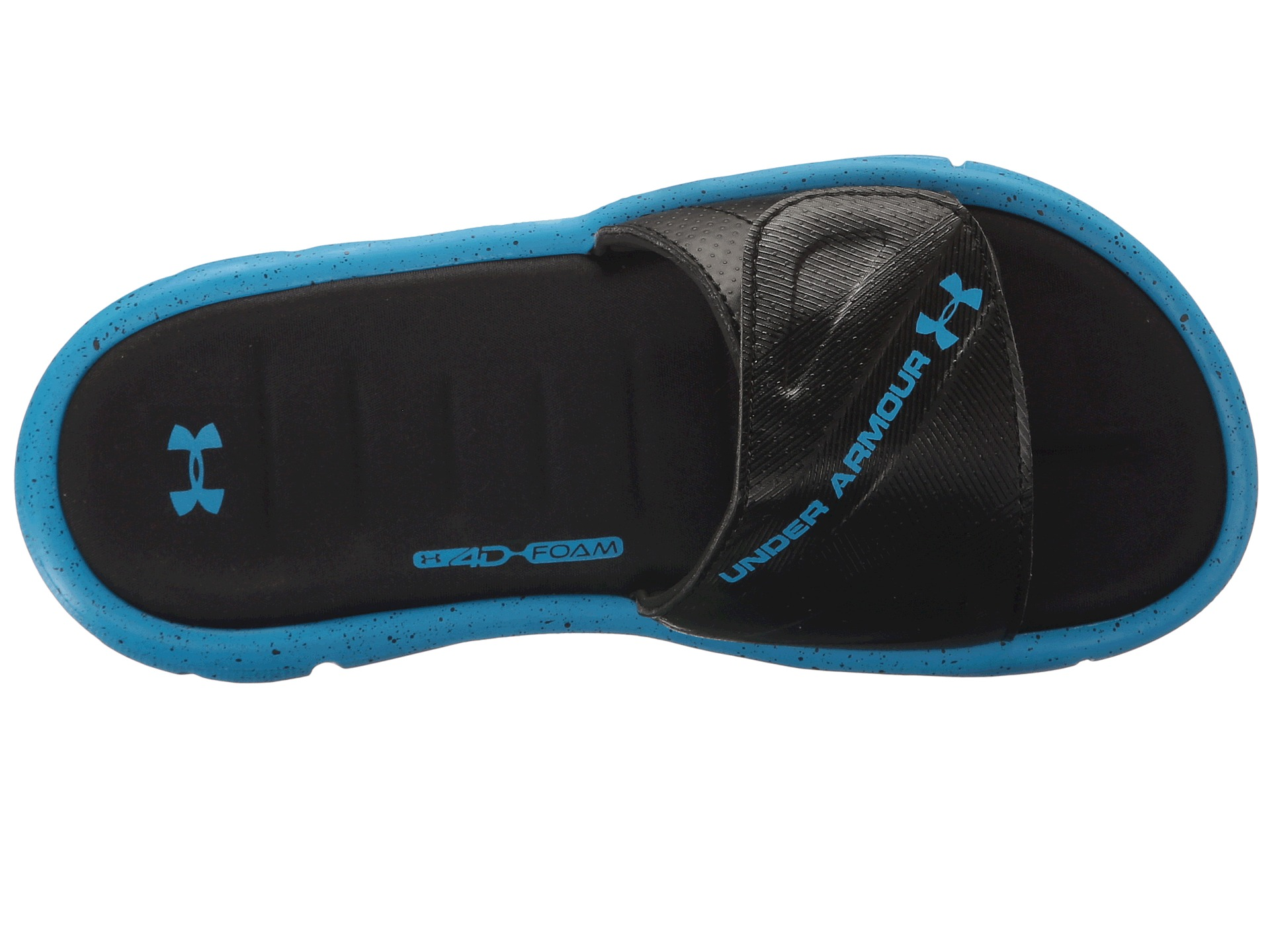 Under Armour Kids Ua Ignite Wr Slide Little Kid Big Kid