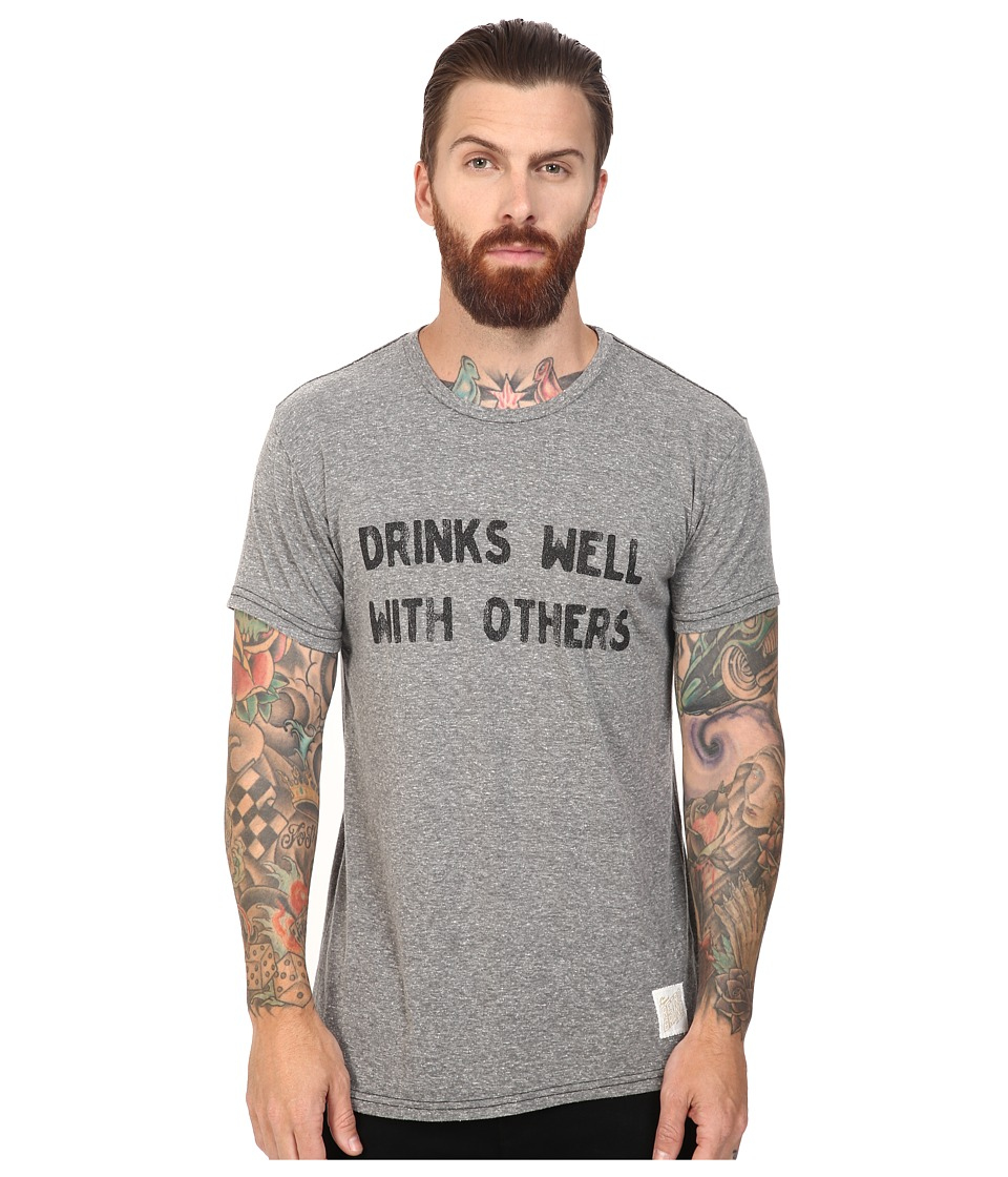 The Original Retro Brand - Drinks Well With Other Short Sleeve Tri