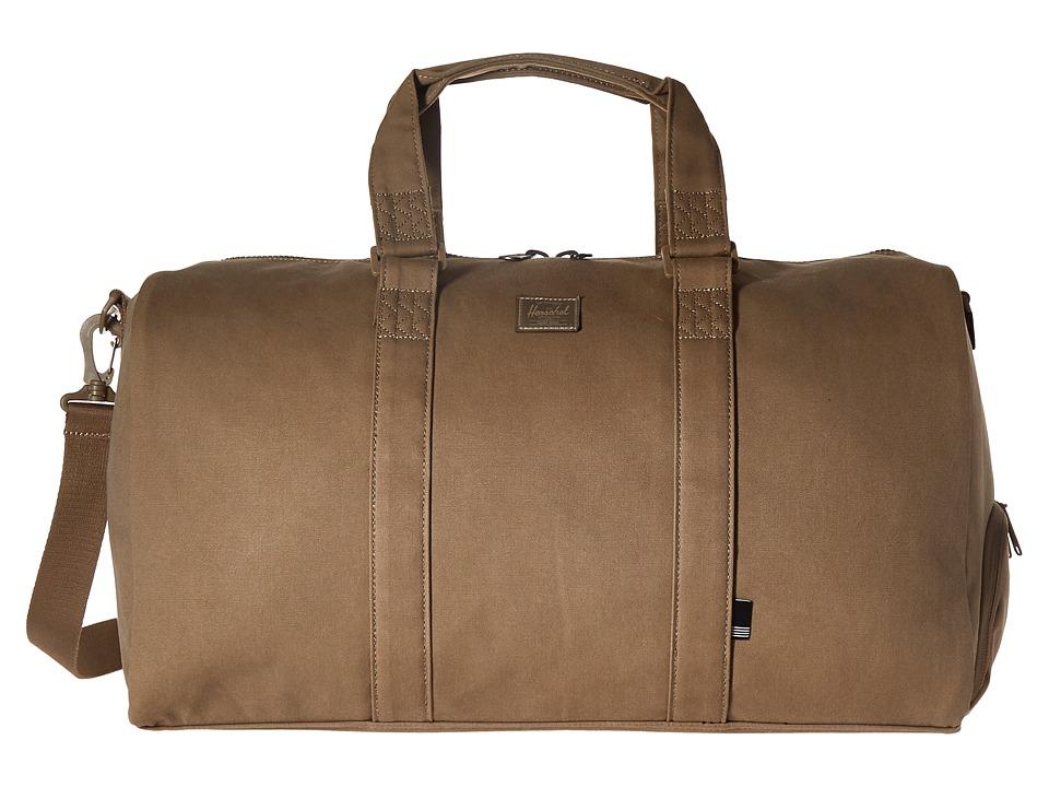 Herschel Supply Co. Novel (Brindle 1) Duffel Bags