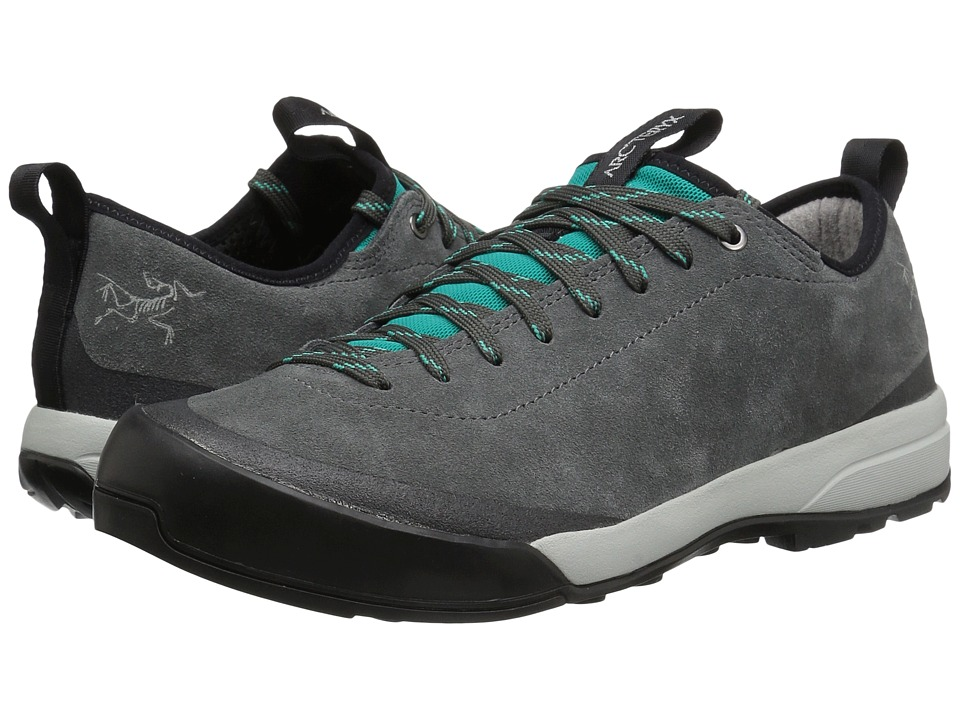 Arc'teryx Acrux SL Leather Approach (Titan/Bora Bora) Women's Shoes