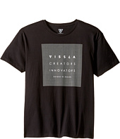 VISSLA Kids - Dazed Everyday Cotton Tee (Big Kids)