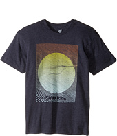 VISSLA Kids - Monroe Everyday Heathered Tee (Big Kids)