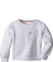 Levi's® Kids - Long Sleeve Crew Neck Knit Top (Infant)