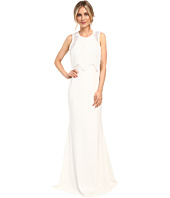 Badgley Mischka - Wave Lace Popover Gown
