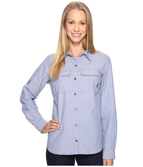 Columbia Pilsner Peak™ Stripe Long Sleeve Shirt - Bluebell Dobby