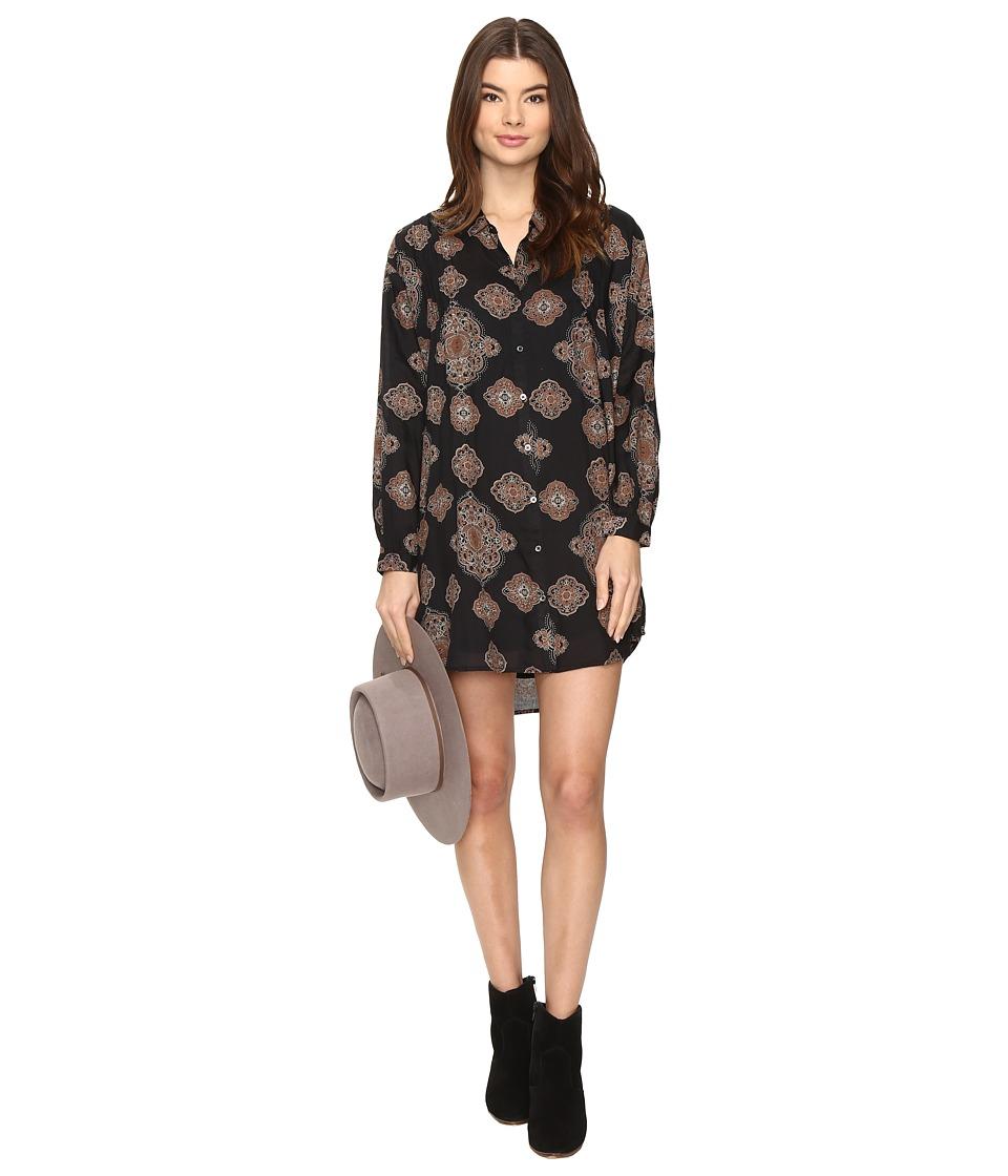 Image of Amuse Society - Adela Dress (Black) Women's Dress