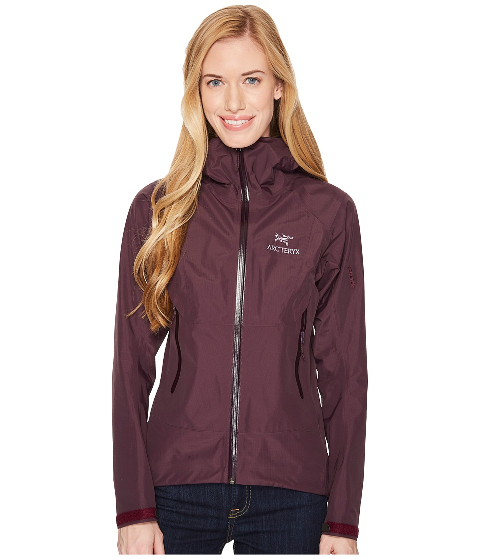 Arcteryx - Beta SL Jacket (Purple Reign) Womens Coat