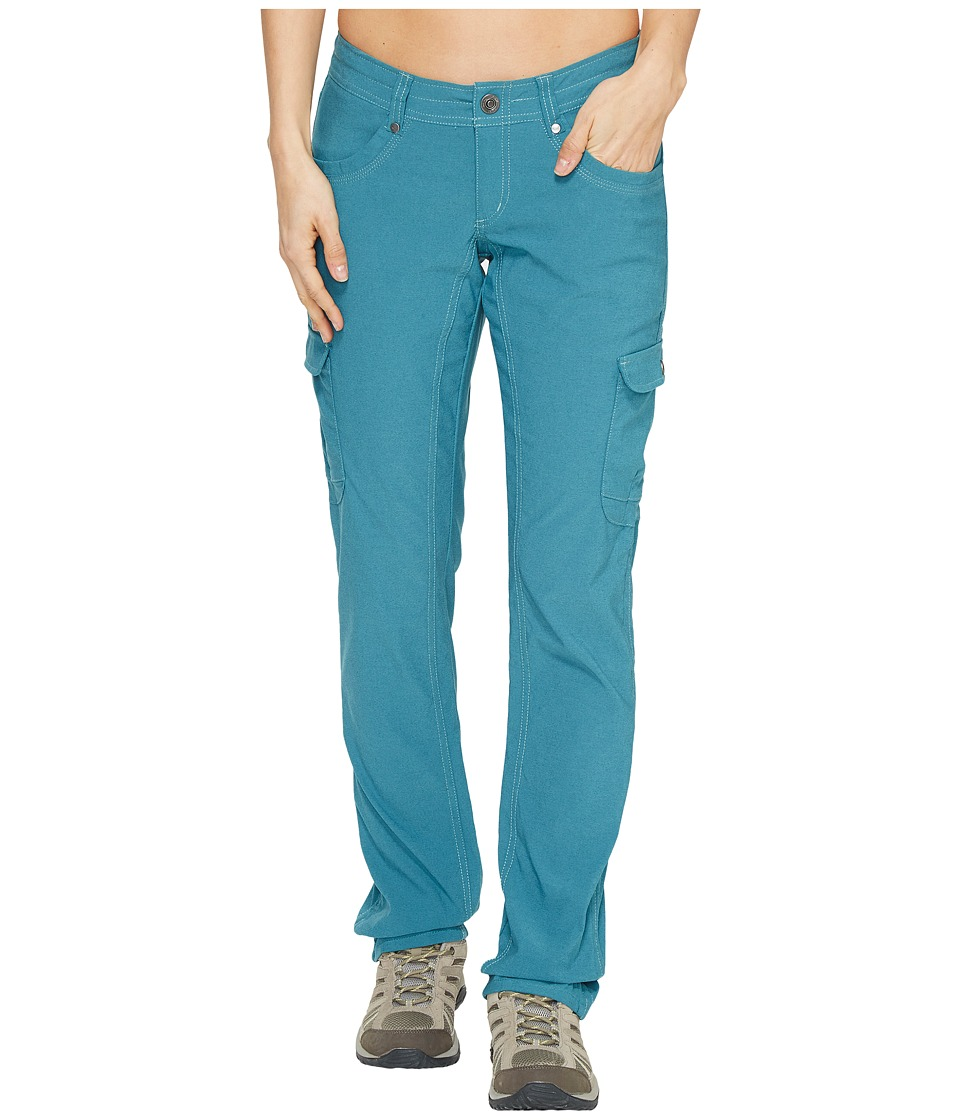 KUHL Hykr Pants (Emerald Sea) Women