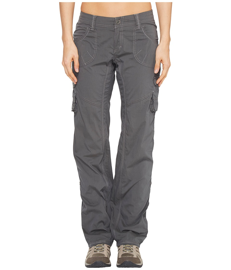 KUHL PRODUCTS INC. Kontra Cargo Pants (Carbon) Women's Ca...