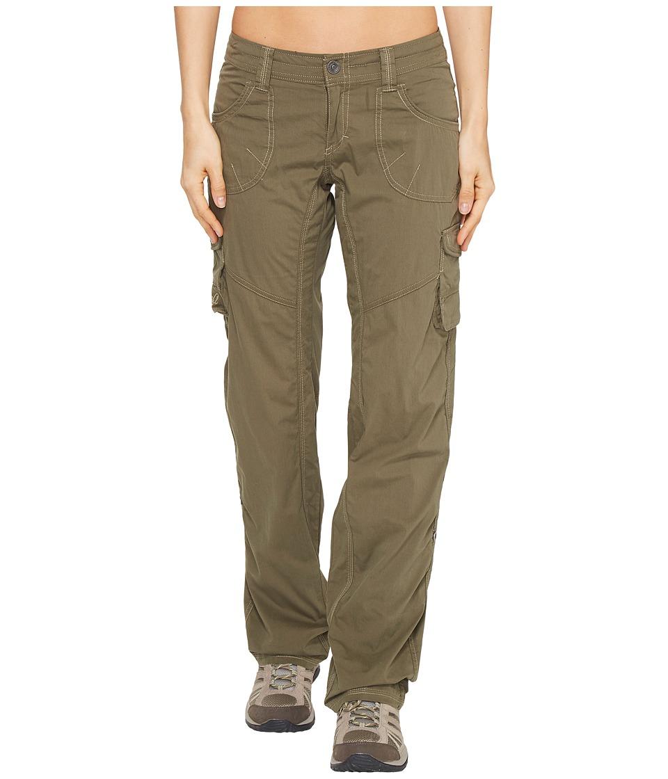 KUHL Kontra Cargo Pants (Sage) Women