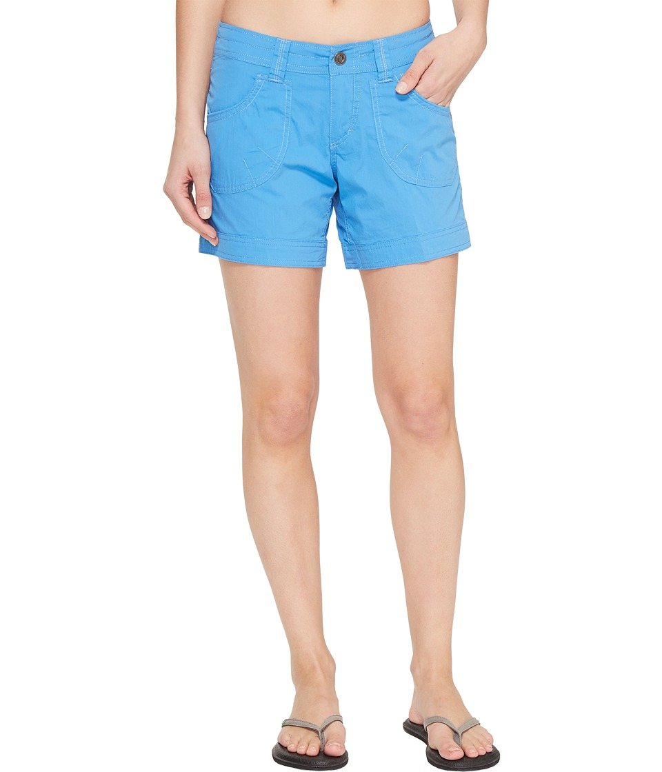 KUHL Kontratm Short 6 (Atlantis) Women