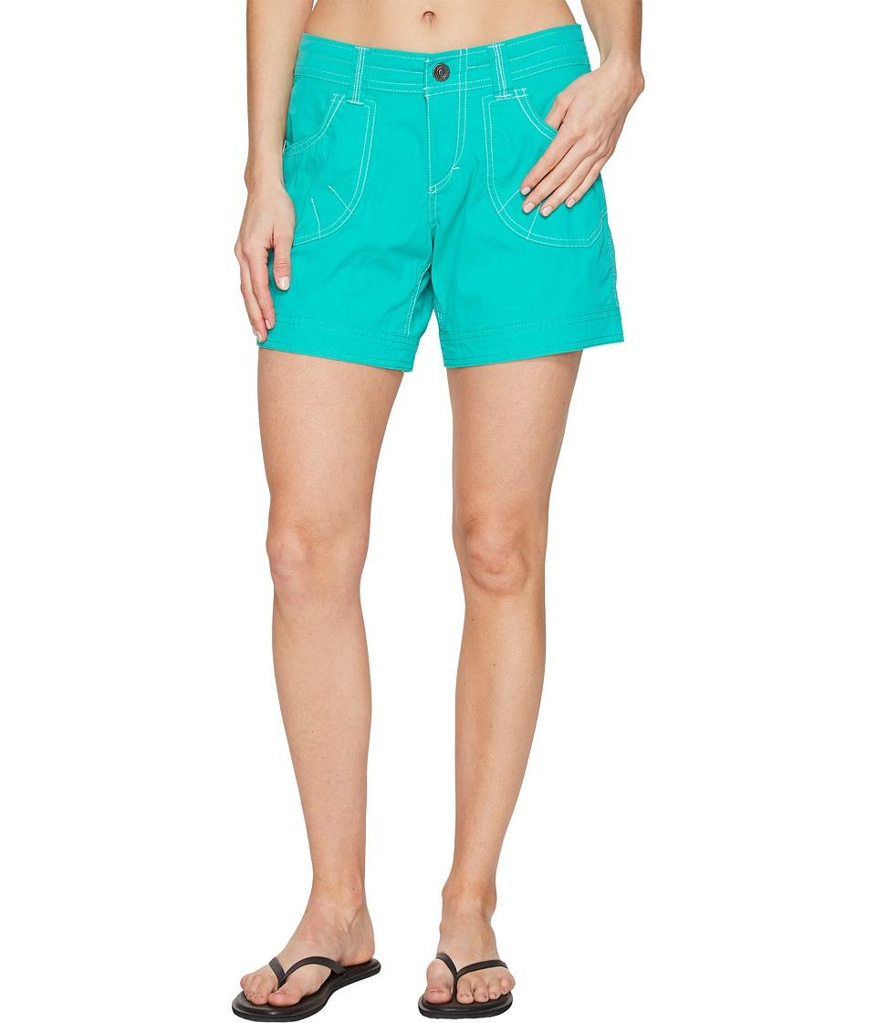 KUHL Kontra Short 6 (Jade) Women