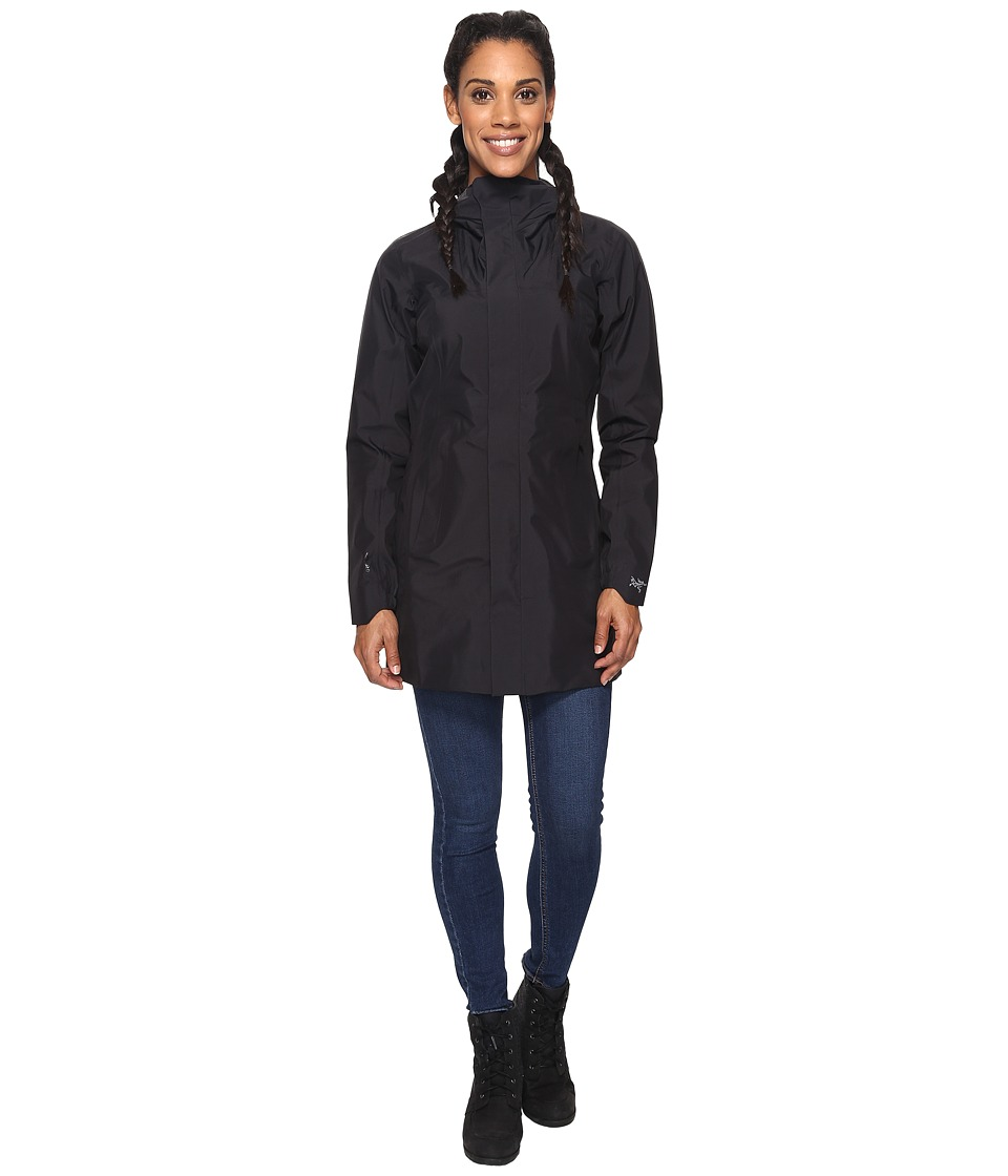 Arc'Teryx Codetta Coat (Black) Women's Coat