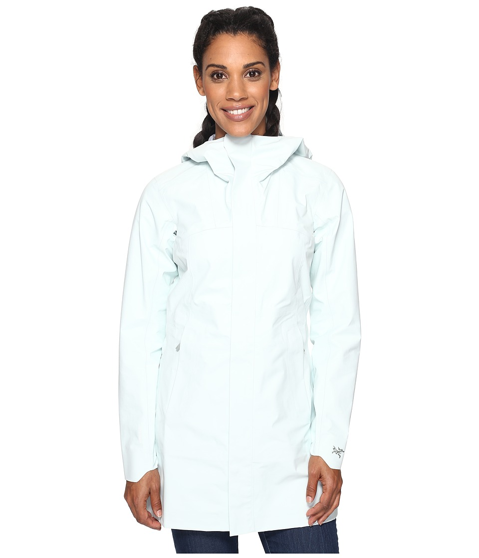 Arc'Teryx Codetta Coat (Ionic Sky) Women's Coat