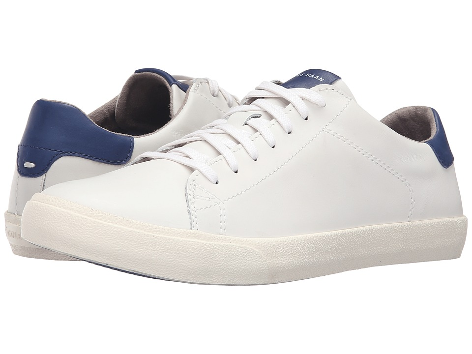 Cole Haan Trafton Club Court (Rainstorm/Optic White Leather) Men