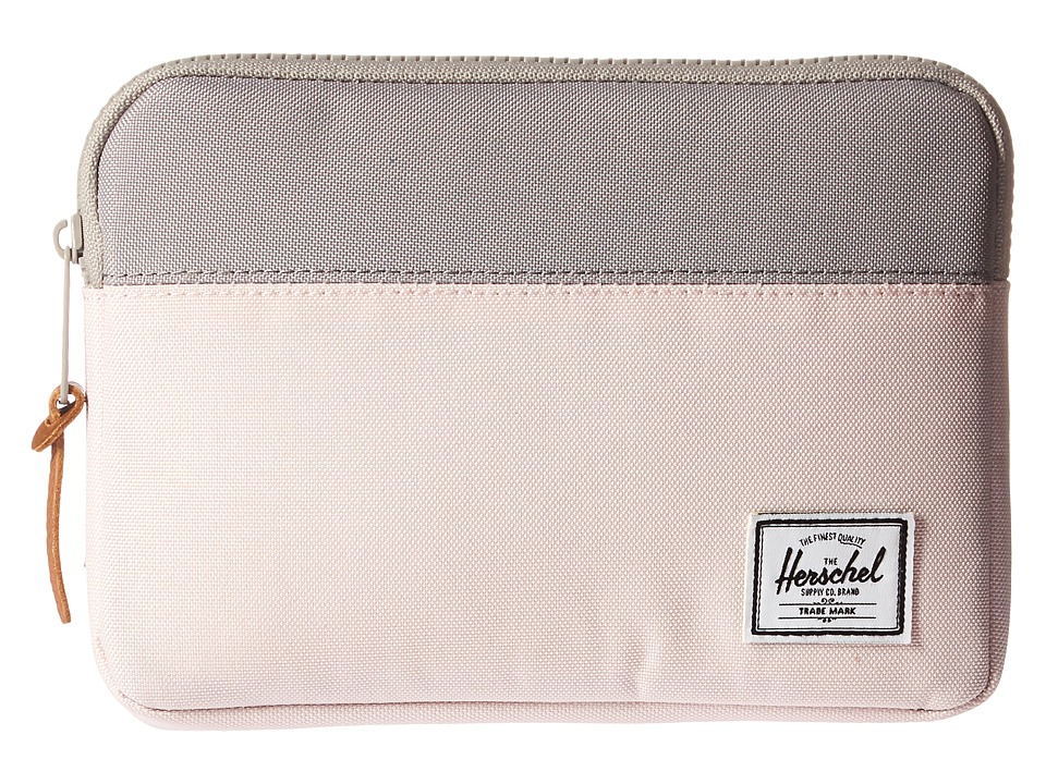 Herschel Supply Co. Anchor Sleeve for iPad Mini (Cloud Pink/Ash) Computer Bags