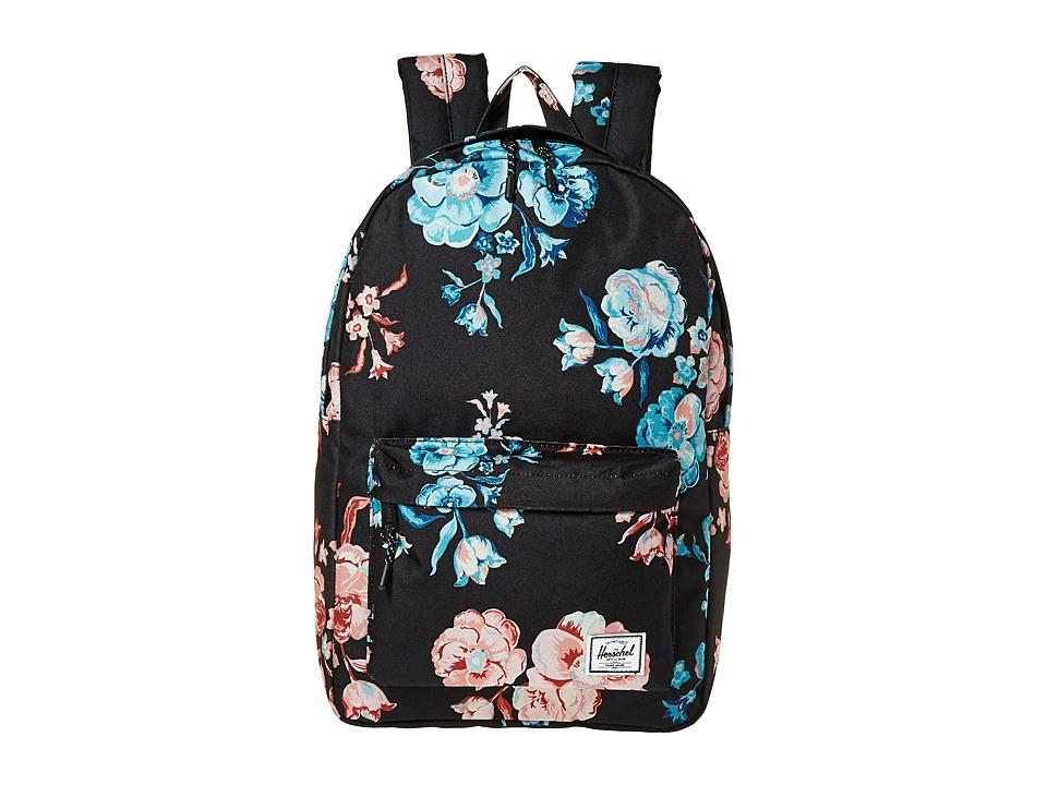 Herschel Supply Co. Classic Mid-Volume (Pastel Petals) Backpack Bags