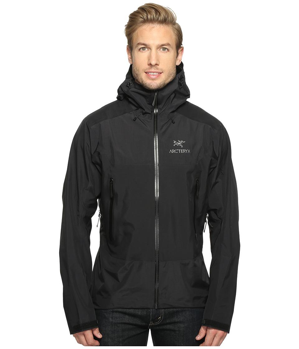 Arc'Teryx Beta SL Hybrid Jacket (Black) Men's Coat
