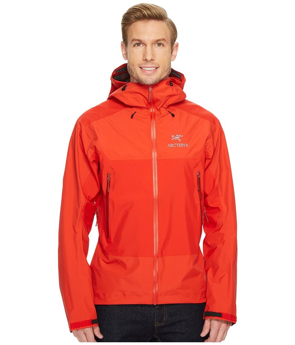 Arc'Teryx Beta SL Hybrid Jacket (Cardinal) Men's Coat