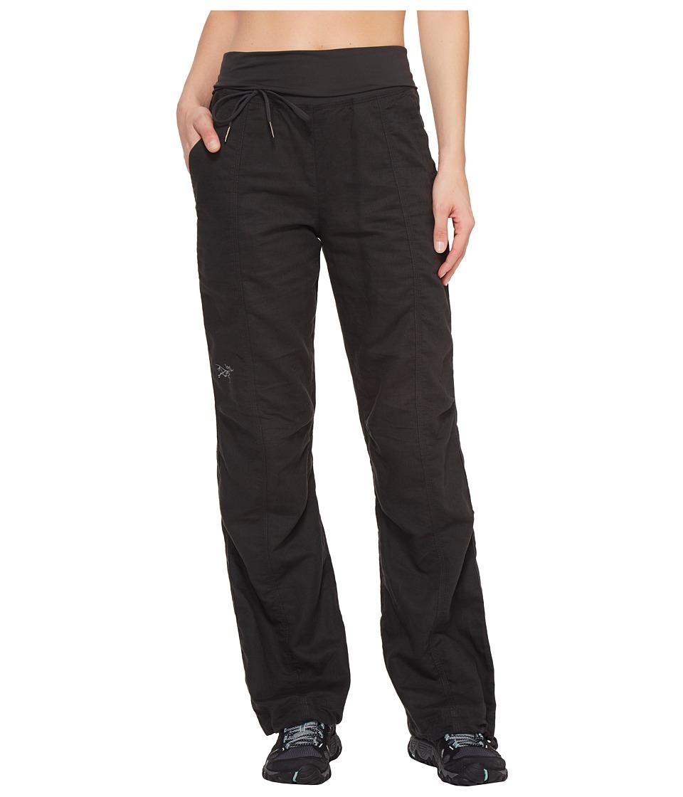 Arc'Teryx Roxen Pants (Charcoal) Women's Casual Pants