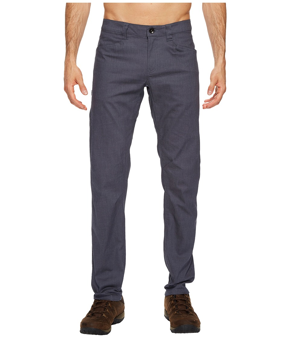 Image of Arc'teryx - A2B Commuter Pants (Nighthawk) Men's Casual Pants