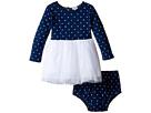 Splendid Littles - Indigo Tutu Dress Star Print (Infant)