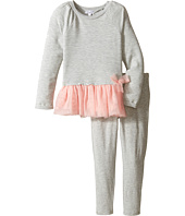 Splendid Littles - Baby French Terry Tunic with Tulle Pants Set (Little Kids)