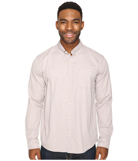 United By Blue Firefly Button Down - Grey