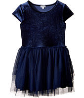 Splendid Littles - Velour with Triple Mesh Dress (Little Kids)