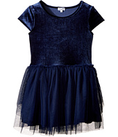 Splendid Littles - Velour with Triple Mesh Dress (Toddler)