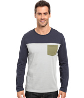 United By Blue - Standard Long Sleeve Color Block Pocket Shirt