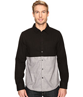 United By Blue - Banff Color Block Wool Shirt
