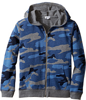 Splendid Littles - Camo Printed Hoodie (Little Kids/Big Kids)