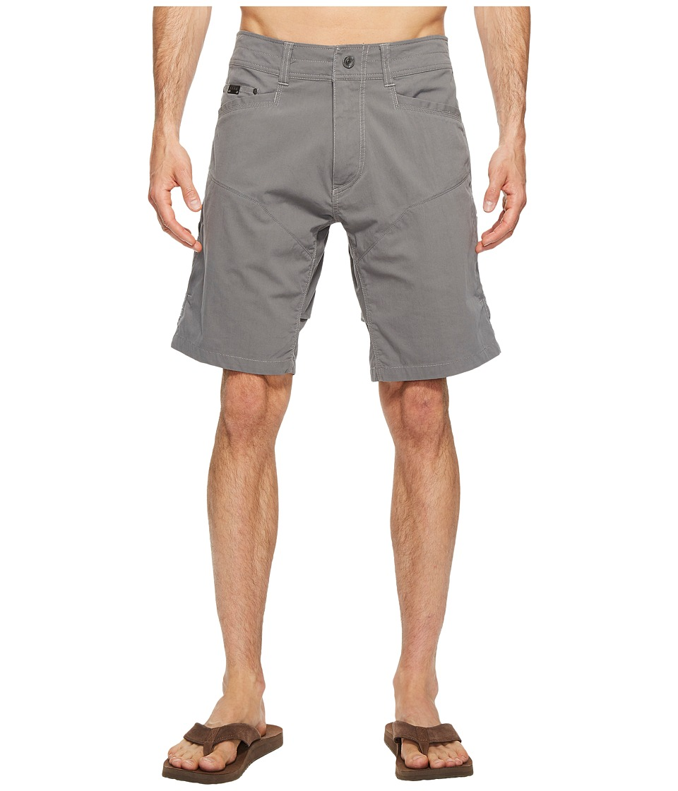 KUHL Konfidant Air Shorts (Smoke) Men