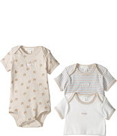 Pumpkin Patch Kids - 3-Pack Short Sleeve Bodysuits