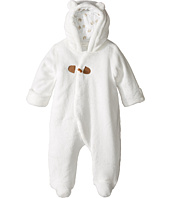 Pumpkin Patch Kids - Furry Hooded All-In-One (Infant)