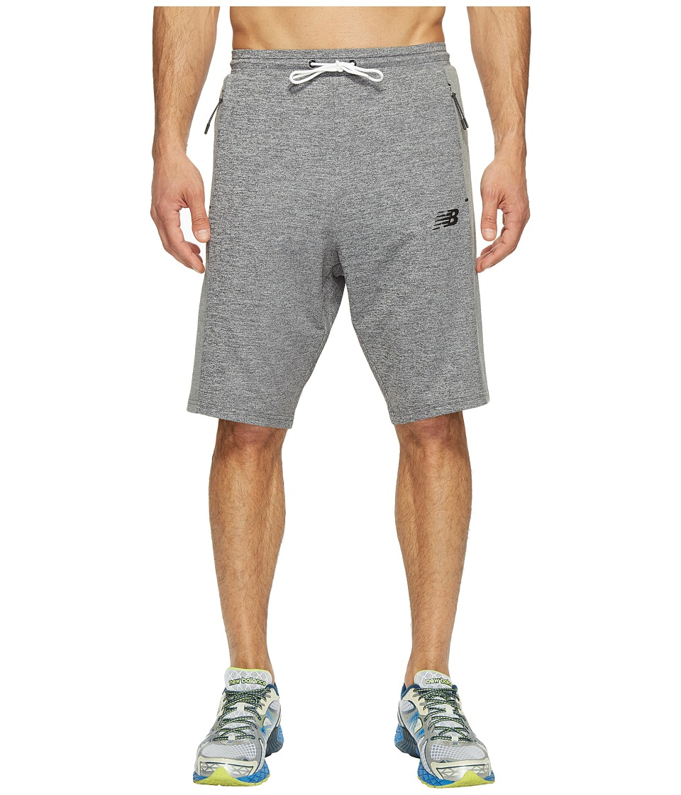 New Balance 247 Tech Shorts (Black) Men