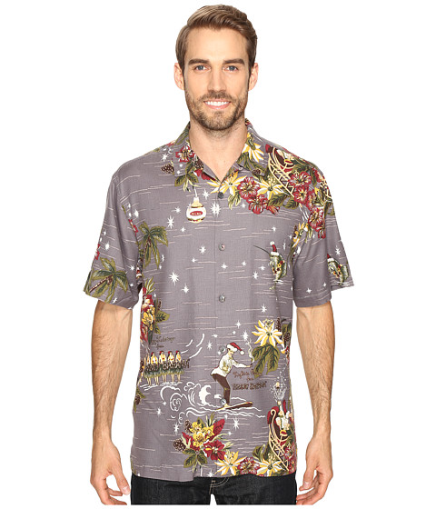 Tommy Bahama Merry Kitchmas Short Sleeve Woven Shirt - Album