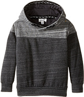 Pumpkin Patch Kids - Spliced Grey Hoodie (Infant/Toddler/Little Kids/Big Kids)