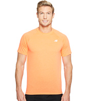 New Balance - Pindot Breathe Short Sleeve Top