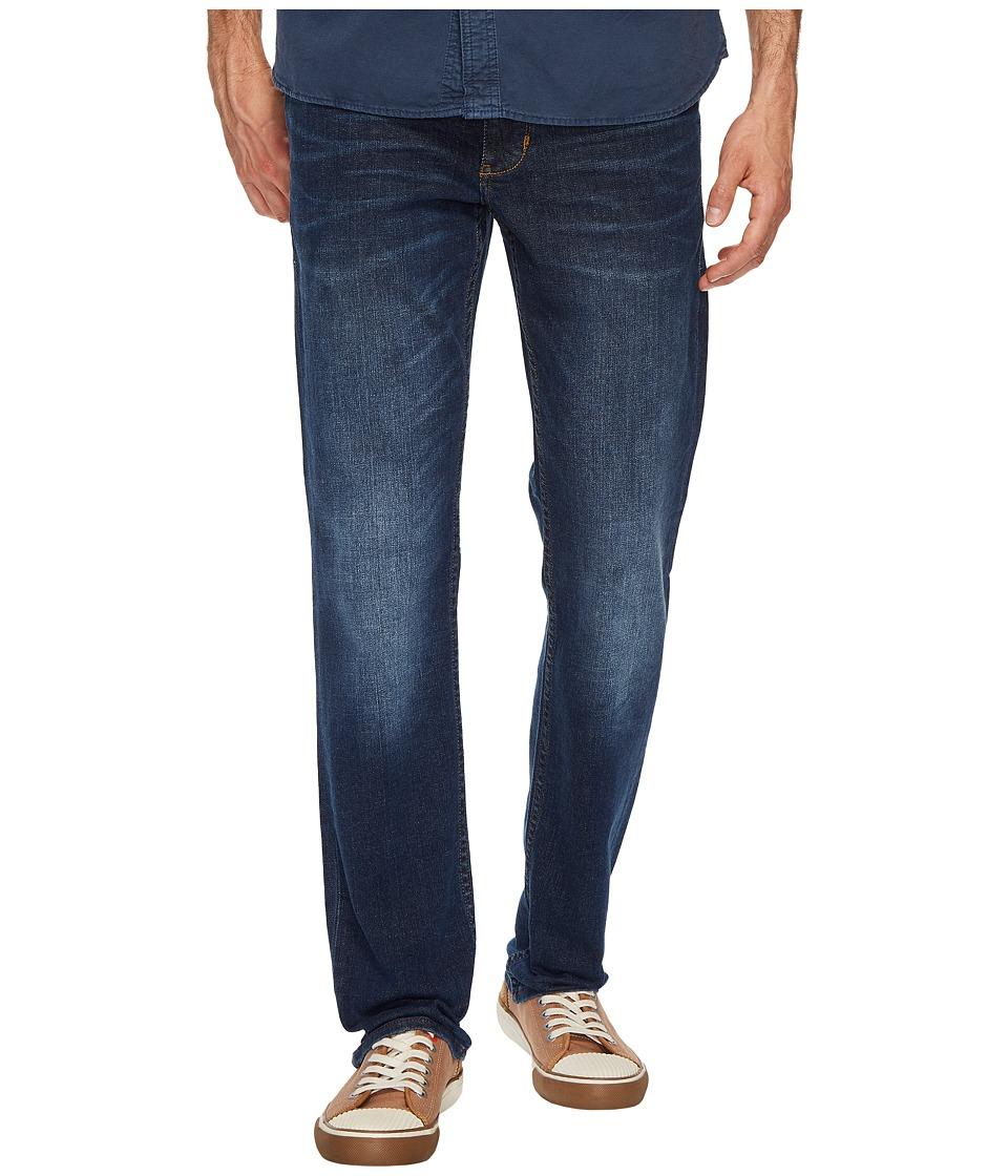 Tommy Bahama Carmel Vintage Slim Jeans (Silver Indigo Wash) Men