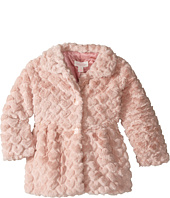 Pumpkin Patch Kids - Faux Fur Bubble Jacket (Infant/Toddler/Little Kids/Big Kids)